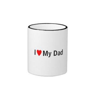 J'aime ma tasse de papa