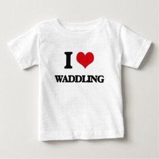 J'aime me dandiner t-shirts