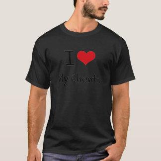 J'aime mes clients t-shirt