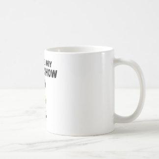 J'aime mes conceptions de chien de bouffe de mug