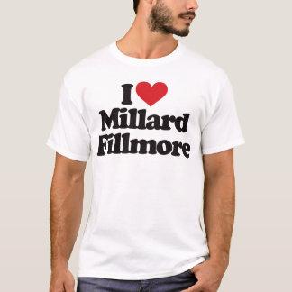 J'aime Millard Fillmore T-shirt