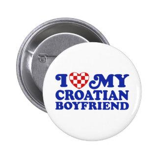 J'aime mon ami croate badges