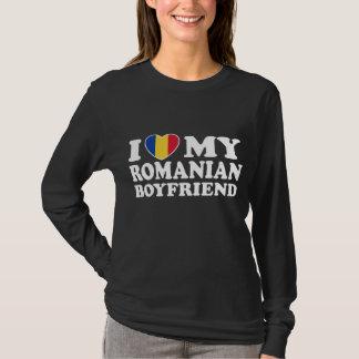 J'aime mon ami roumain t-shirt