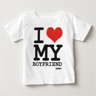 j'aime mon ami t-shirt pour bébé