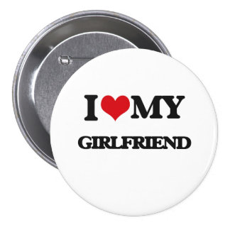 J'aime mon amie badge