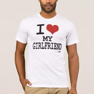 J'aime mon amie t-shirt