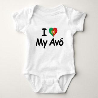 J'aime mon Avo (la grand-mère) Body