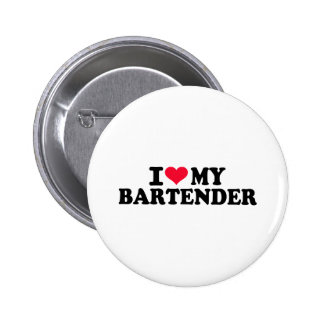 J'aime mon barman badges