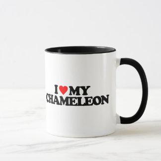 J'AIME MON CAMÉLÉON TASSE