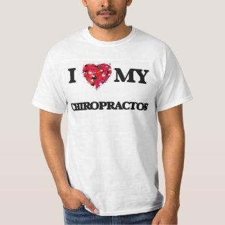 J'aime mon chiroprakteur t-shirt