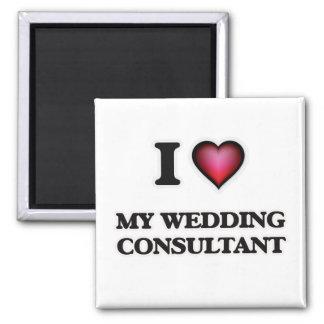 J'aime mon consultant en matière de mariage aimant