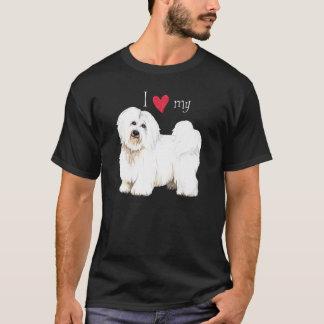 J'aime mon coton de Tulear T-shirt