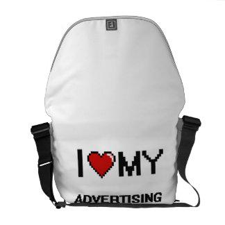 J'aime mon directeur artistique de la publicité besace