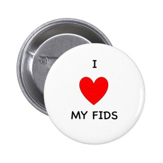 J'aime mon Fids Badge