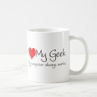 J'aime mon geek mugs