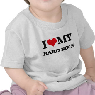 J'aime mon HARD ROCK T-shirts