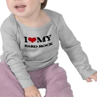 J'aime mon HARD ROCK T-shirt