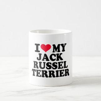 J'aime mon Jack Russel Terrier Mug À Café