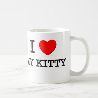 J'aime mon Kitty Mug
