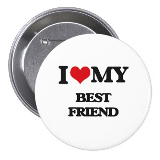 J'aime mon meilleur ami badges