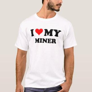 J'aime mon mineur t-shirt