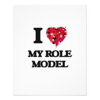 J'aime mon modèle prospectus 11,4 cm x 14,2 cm