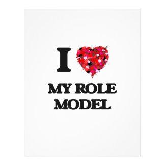 J'aime mon modèle prospectus 21,6 cm x 24,94 cm