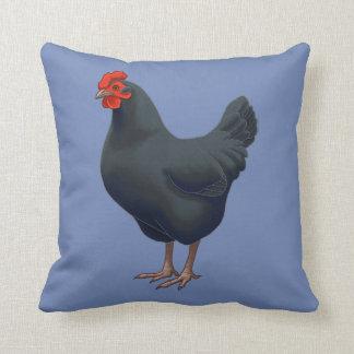 J'aime mon poulet d'Australorp Oreillers