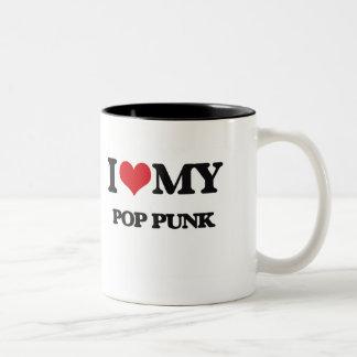 J'aime mon PUNK de POP Mugs