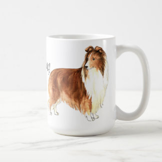 J'aime mon Sheltie Mug