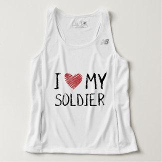 J'aime mon soldat débardeur