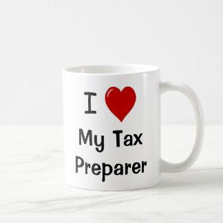 J'aime mon spécialiste en déclaration mug
