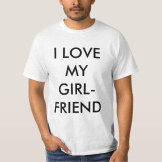 J'AIME MON T-shirt d'AMIE