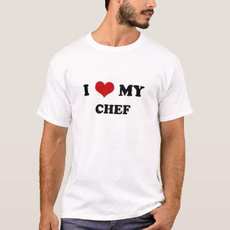 J'aime mon T-shirt de chef
