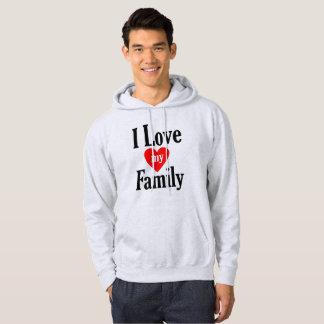 J'aime mon T-shirt de famille