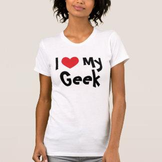 J'aime mon T-shirt de geek