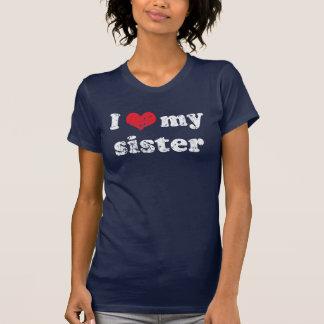 J'aime mon T-shirt de soeur