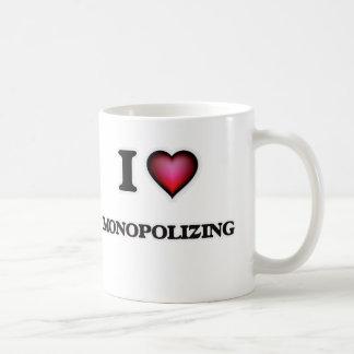 J'aime monopoliser mug