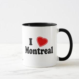 J'aime Montréal Mug