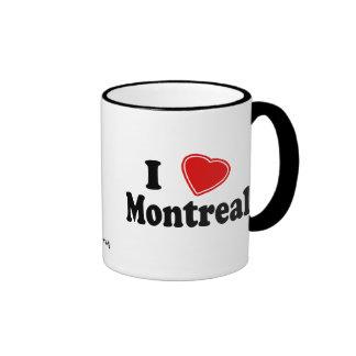 J'aime Montréal Tasse