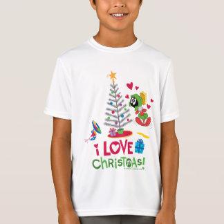 J'aime Noël - MARVIN le MARTIAN™ T-Shirt