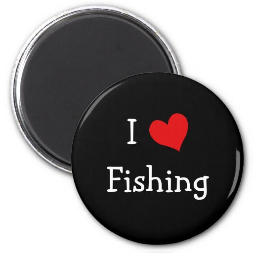 J'aime pêcher aimant