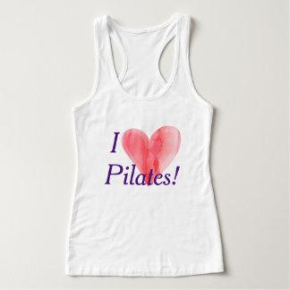J'aime Pilates ! Débardeur