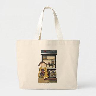J'aime piquer sacs en toile