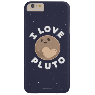 J'aime Pluton Coque iPhone 6 Plus Barely There