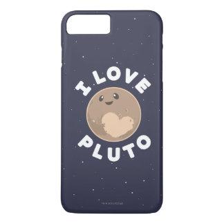J'aime Pluton Coque iPhone 7 Plus