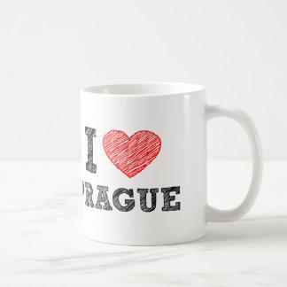 J'aime Prague Mug