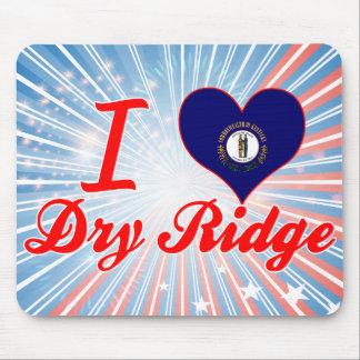 J'aime Ridge sec, Kentucky Tapis De Souris