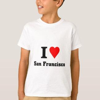 J'aime San Francisco T-shirt