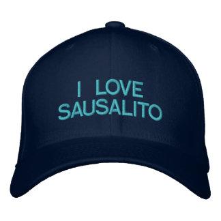 J'AIME SAUSALITO - casquette personnalisable par Casquettes De Baseball Brodées